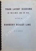 Image of Track Layout Diagrams of the GWR and BR WR  by COOKE, R.A.