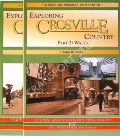 Exploring Crosville Country: Part 1 - England / Part 2 - Wales by HILLMER, John