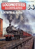 Locomotives Illustrated no. 54 - LNWR 4-4-0s by LEIGH, Chris (ed.)