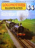Locomotives Illustrated No. 44 - The Drummond 4-4-0s and Double Singles of the LSWR by HARRIS, Michael (ed.)