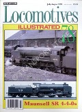 Locomotives Illustrated no. 78 - Maunsell SR 4-4-0s by LEIGH, Chris (ed.)