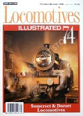 Locomotives Illustrated no. 74 - Somerset & Dorset Locomotives by LEIGH, Chris (ed.)