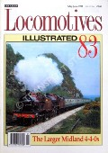 Locomotives Illustrated no. 83 - The Larger Midland 4-4-0s by LEIGH, Chris (ed.)