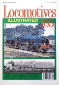 Locomotives Illustrated no. 105 - The Southern Moguls including the