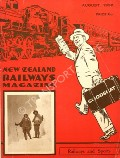 The New Zealand Railways Magazine by New Zealand Government Railways Department
