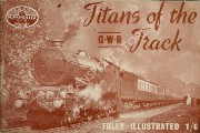 Titans of the Track - Great Western Railway by ALLAN, Ian (ed.)
