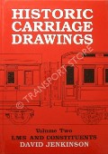 Historic Carriage Drawings - LMS and Constituents  by JENKINSON, David