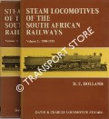 Steam Locomotives of the South African Railways by HOLLAND, D.F.