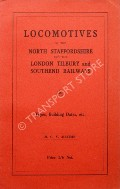 Locomotives of the North Staffordshire and the London Tilbury and Southend Railways by ALLCHIN, M.C.V.