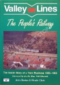 Valley Lines - The People's Railway by DAVIES, John & CLARK, Rhodri