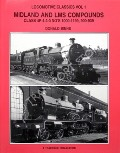 Midland and LMS Compounds - Class 4P 4-4-0 No's 1000-1199, 900-939 by BINNS, Donald