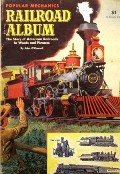 Popular Mechanics Railroad Album by O'CONNELL, John