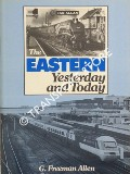 Book cover of The Eastern Yesterday and Today by ALLEN, G. Freeman