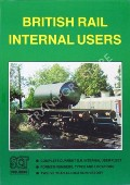 Book cover of British Rail Internal Users by BUTCHER, Roger