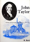 Book cover of John Taylor by BURT, R.