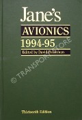 Jane's Avionics 1994-95  by BRINKMAN, David (ed.)