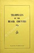 Book cover of Tramways of the Black Country by The Blackcountryman