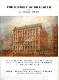 The History of Bradshaw by SMITH, G. Royde