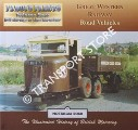 Great Western Railway Road Vehicles by ALDRIDGE, Bill & EARNSHAW, Alan