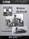 Historic Railroads by GREENBERG, Ronald M. (ed.)
