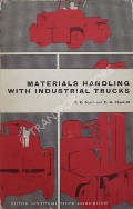 Materials Handling with Industrial Trucks  by BOOTH, K.E. & CHANTRILL, C.G.