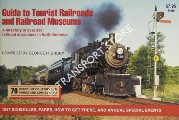 Guide to Tourist Railroads and Railroad Museums by DRURY, George H.