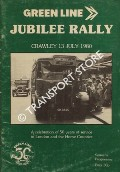The Green Line Golden Jubilee 1930 - 1980 Rally, Crawley 13 July 1980 by London Country Bus Services Ltd.
