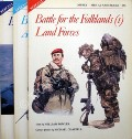 Battle for the Falklands by FOWLER, William; ENGLISH, Adrian & BRAYBROOK, Roy