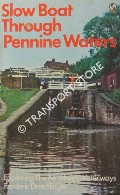 Book cover of Slow Boat Through Pennine Waters  by DOERFLINGER, Frederic