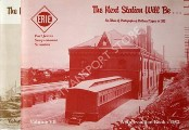 The Next Station Will Be ... - An Album of Photographs of Railroad Depots in 1910 by Railroadians of America