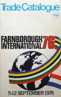 Farnborough International - Trade Catalogue 1976 by Society of British Aerospace Companies