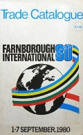 Farnborough International - Trade Catalogue 1980 by Society of British Aerospace Companies