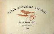 Jane's Historical Aircraft from 1902 to 1916 by JANE, Fred T. (ed.)
