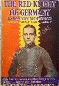 The Red Knight of Germany by GIBBONS, Floyd