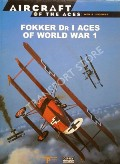 Fokker Dr I Aces of World War 1 by FRANKS, Norman & WYNGARDEN, Greg van