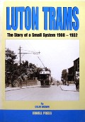 Luton Trams by BROWN, Colin