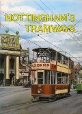 Book cover of Nottingham's Tramways by GROVES, F.P.
