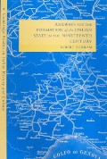 Railways and the formation of the Italian State in the Nineteenth Century by SCHRAM, Albert