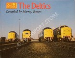 Book cover of Rail Portfolios - The Deltics by BROWN, Murray