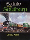 Book cover of Salute to the Southern  by ALLEN, Cecil J.