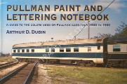Pullman Paint and Lettering Notebook by DUBIN, Arthur D.