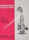 The Bristol Bulldog by ANDREWS, C.F.