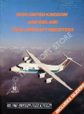 1988 United Kingdom and Ireland Civil Aircraft Registers by FILLMORE, Malcolm P.