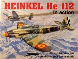 Heinkel He 112 in action by BERNÁD, Dénes
