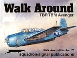Walk Around TBF/TBM Avenger by DRENDEL, Lou