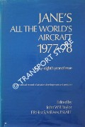 Jane's All the World's Aircraft 1977-78 by TAYLOR, John W.R.