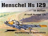 Henschel Hs 129 in action by BERNÁD, Dénes