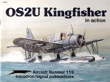 OS2U Kingfisher in action by ADCOCK, Al