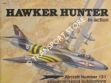 Hawker Hunter in action by ASHLEY, Glenn