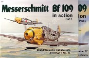 Messerschmitt Bf 109 in action by BEAMAN, John R. & CAMPBELL, Jerry L.